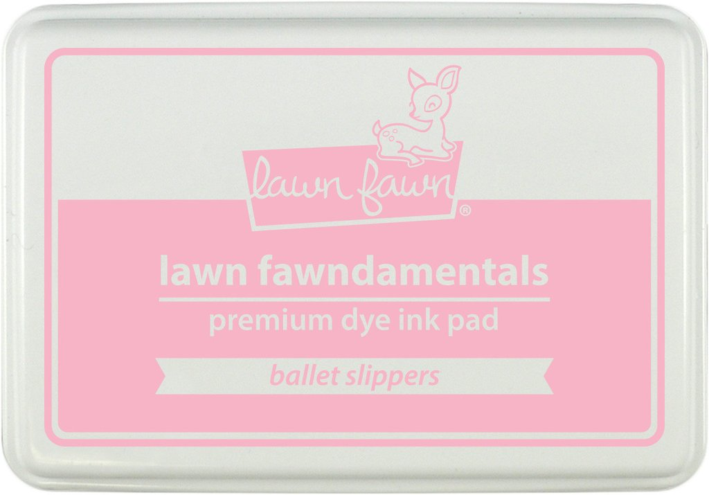 *NEW* - Lawn Fawn - Lawn Inks - Ballet Slippers Ink Pad