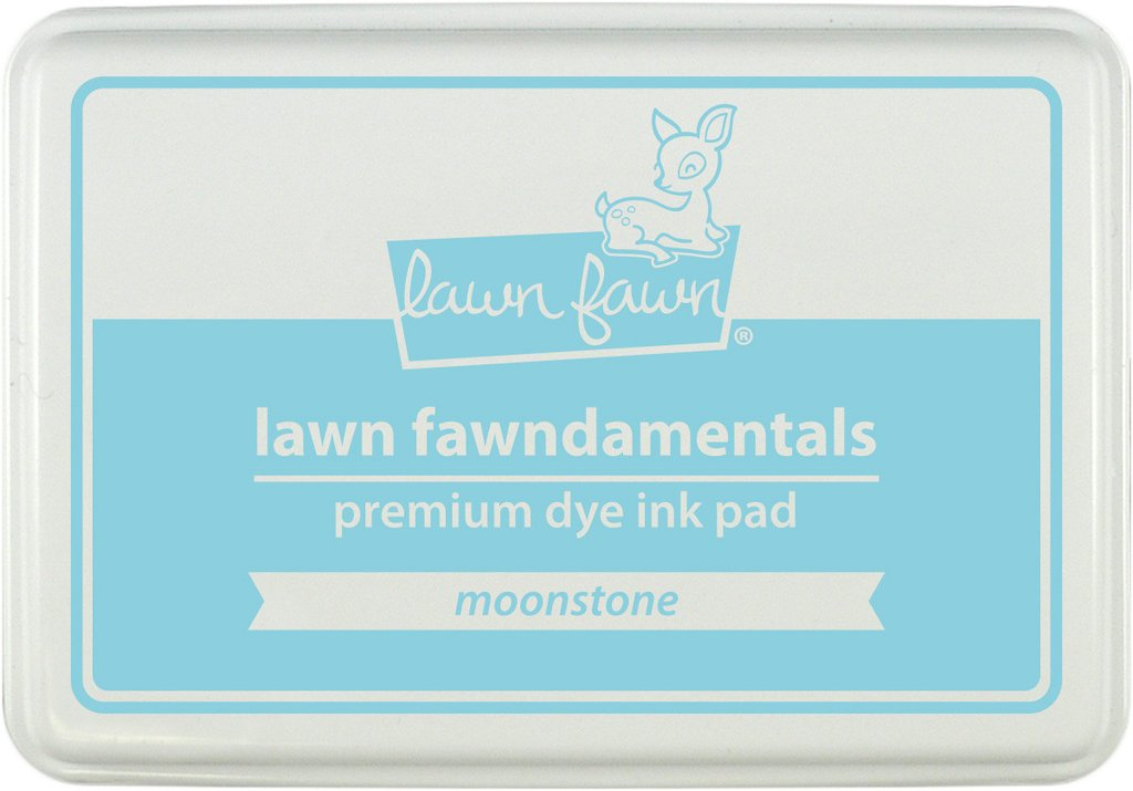 *NEW* - Lawn Fawn - Lawn Inks - Moonstone Ink Pad