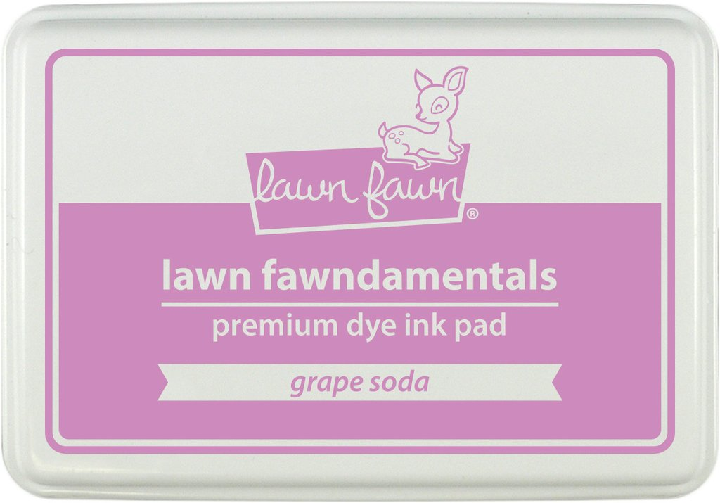 Lawn Fawn - Lawn - Inks - Grape Soda Ink Pad