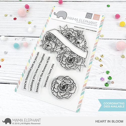 *NEW* - Mama Elephant - HEART IN BLOOM