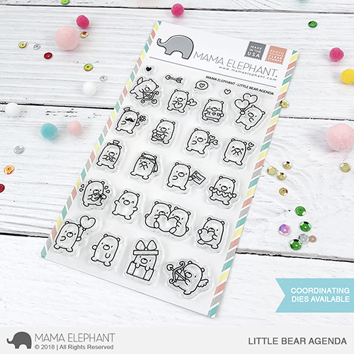 *NEW* - Mama Elephant - LITTLE BEAR AGENDA