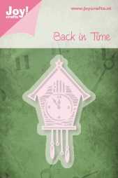 Joy! Crafts - Back In Time - Cuckoo Clock
