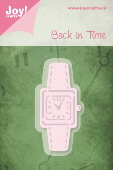 Joy! Crafts - Back In Time - Watch