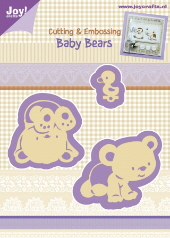 Joy! Crafts - Baby Bears
