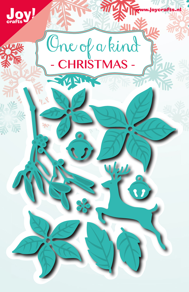 *XMAS* Joy! Crafts - Christmas set (Deer)