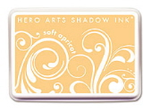 Hero Arts Shadow Ink - Soft Apricot