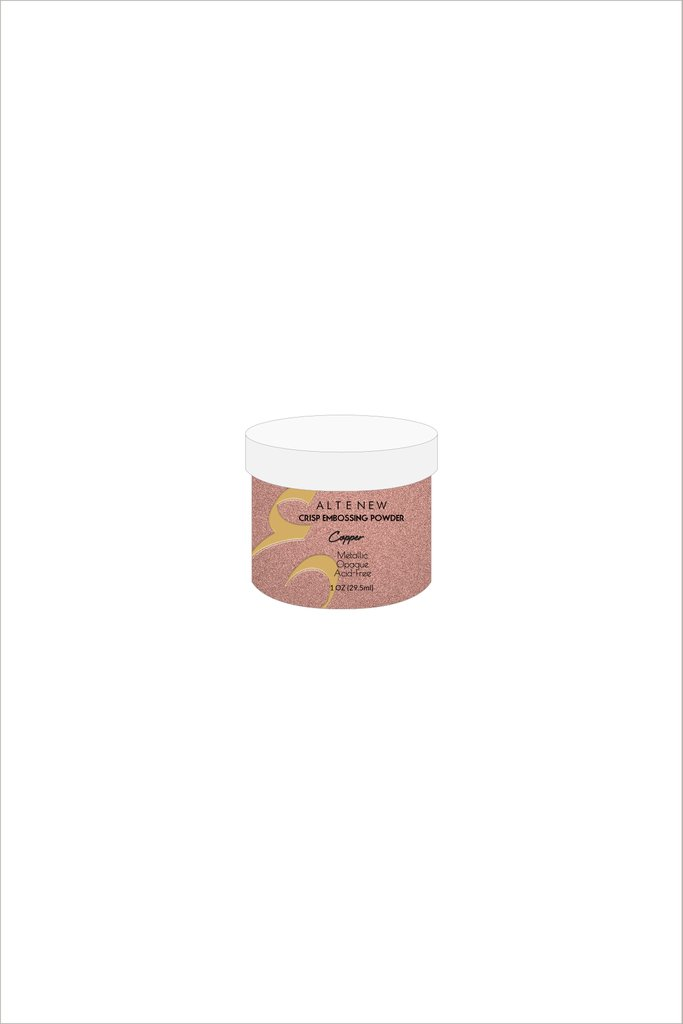 *NEW* - Altenew - Copper Crisp Embossing Powder