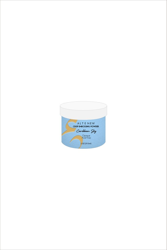 *NEW* - Altenew - Caribbean Sky Crisp Embossing Powder