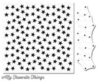 #####My Favorite Things - Starry Night Background Builder Stamp