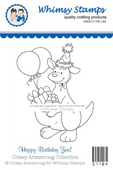 # Whimsy Stamps - Hoppy Birthday, Zoe! - Crissy Armstrong Collection