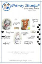 ###Whimsy Stamps - Critter Cuties - Crissy Armstrong Collection