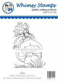 Whimsy Stamps - Alice -