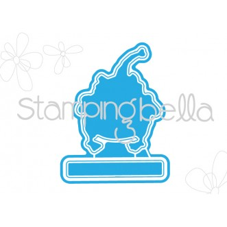 *SALE* Stamping Bella - Owliver Cut it out die