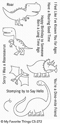 My Favorite Things - Delightful Dinosaurs