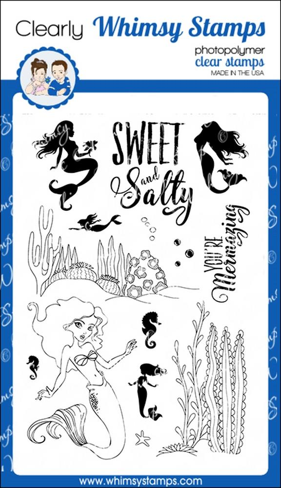 Whimsy Stamps - Sweet and Salty