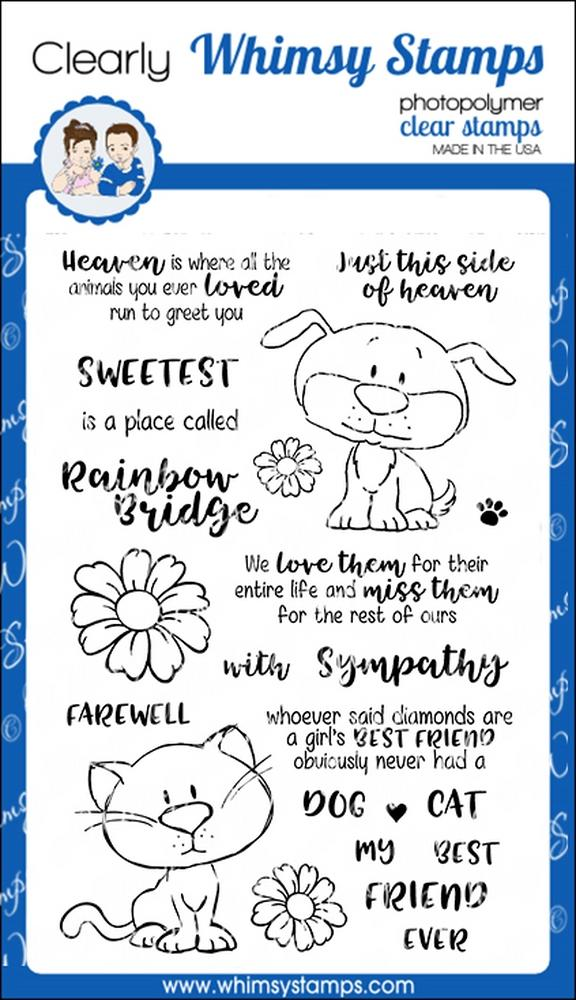 Whimsy Stamps - A Girl's Best Friend