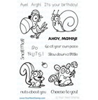 Your Next Stamp- Quirky Animals Set One