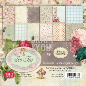 Craft & You - Tea Time 6 x 6 Paper Pad