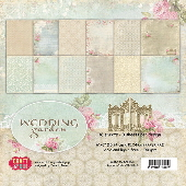 Craft & You - Wedding Garden 6 x 6 Paper Pad
