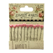 Dovecraft - Sweet Paris - Push Pins