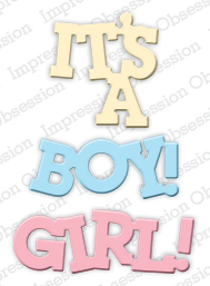 Impression Obsession - Baby Girl & Boy