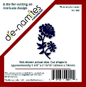 Die-namites - Blooming Carnation