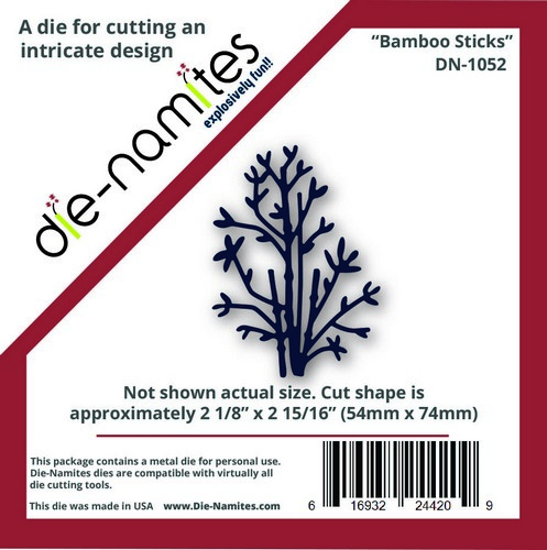 Die-namites - Bamboo Sticks