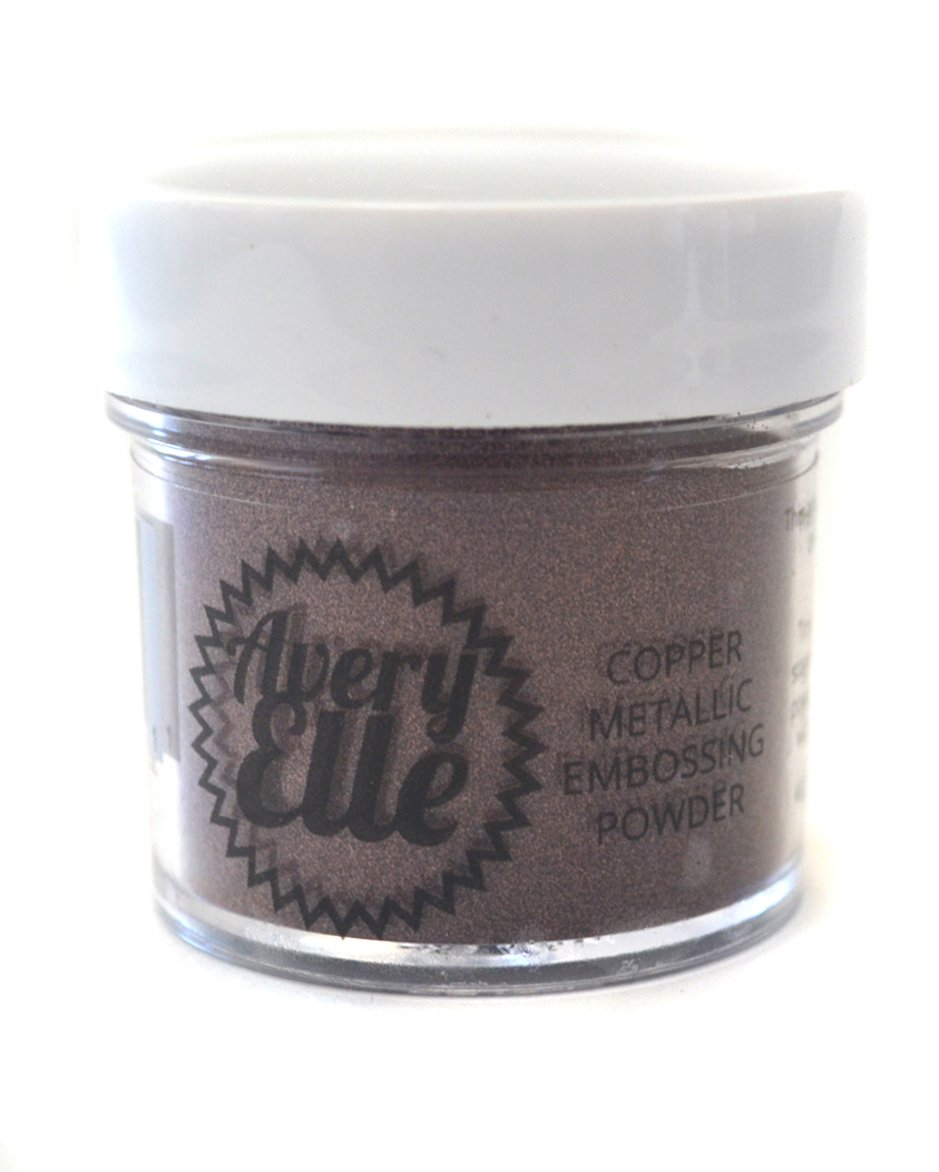 Avery Elle - Copper Metallic Embossing Powder