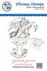 ###Whimsy Stamps - Picked Sweet Summer Song - Elisabeth Bell