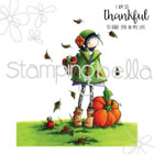 Stamping Bella - Tiny Townie Fay Loves Fall