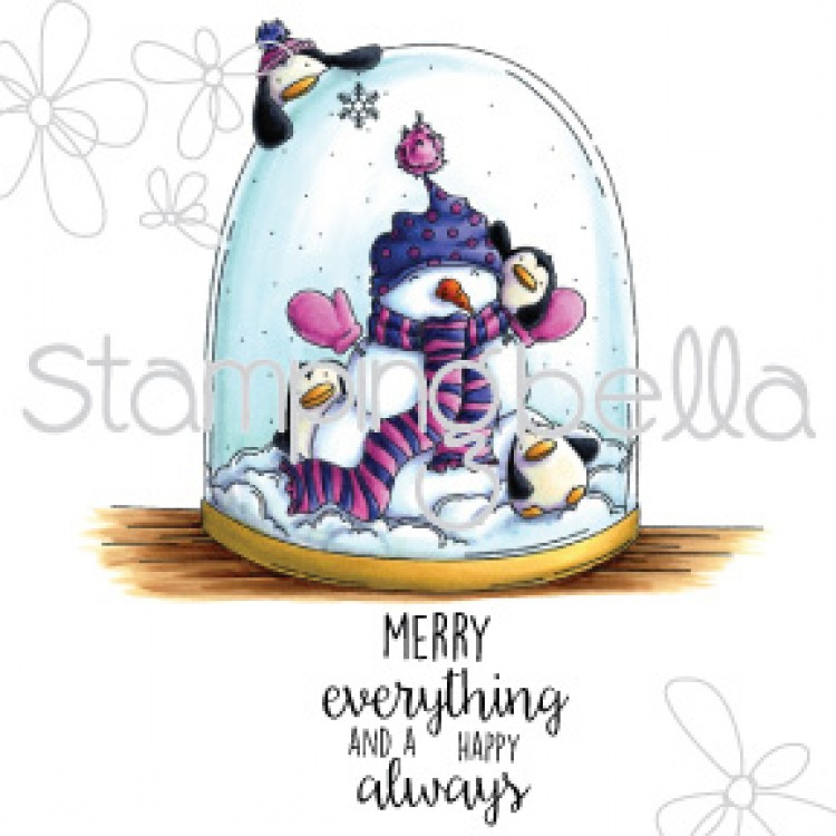 Stamping Bella - Merry Everything