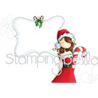 Stamping Bella - Chrystal's Christmas Label