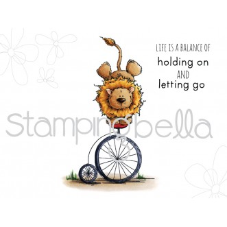 Stamping Bella - Leo the Balancing Stuffie