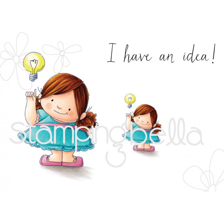 Stamping Bella - Big idea Squidgy