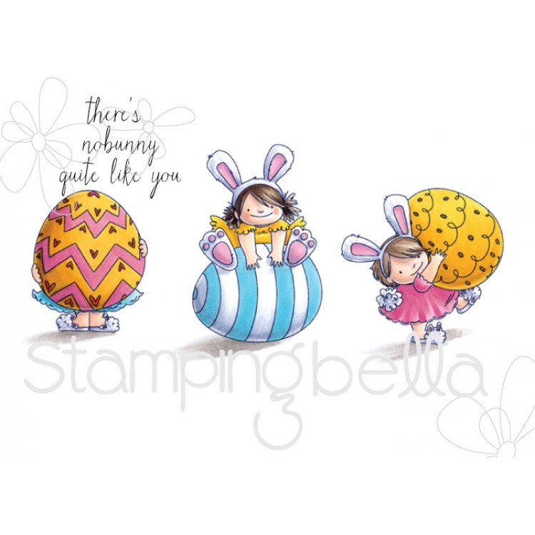 *NEW* - Stamping Bella - Squidgy Easter trio