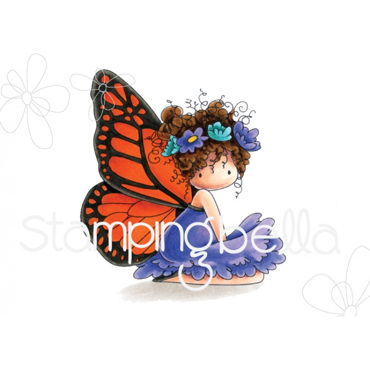 Stamping Bella - Bess the butterfly