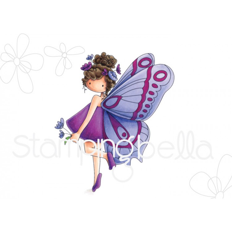 Stamping Bella - Brianna the butterfly