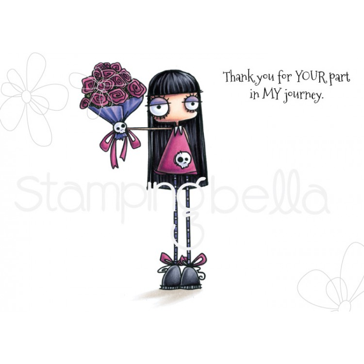 *NEW* - Stamping Bella - Oddball Bouquet