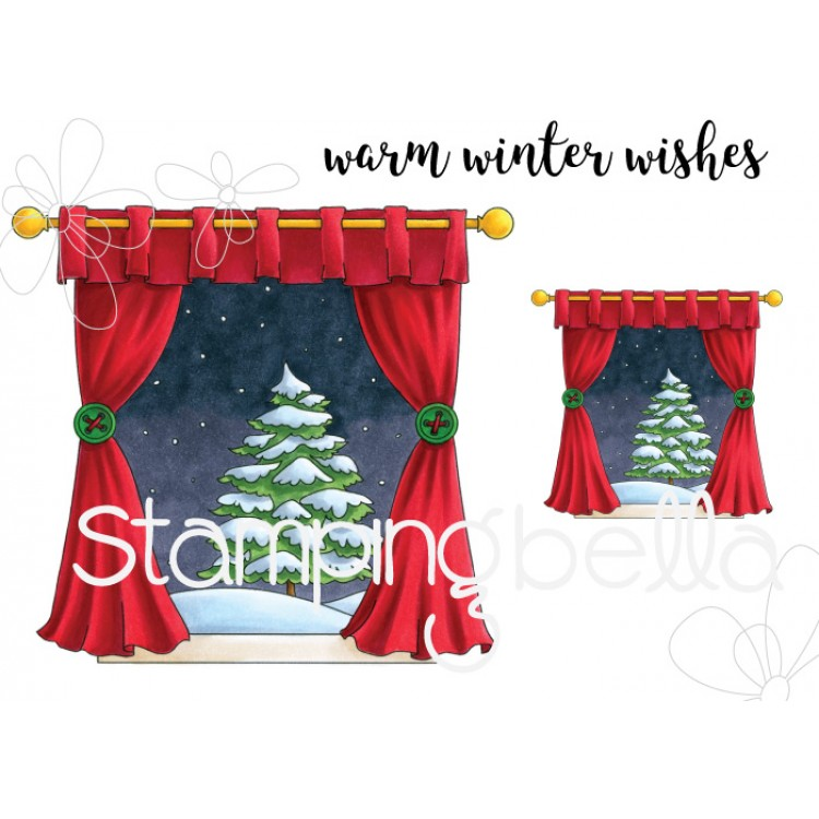 *NEW* - Stamping Bella - WINTER WINDOW