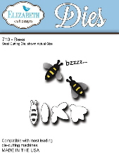 Elizabeth Craft Designs - Bees
