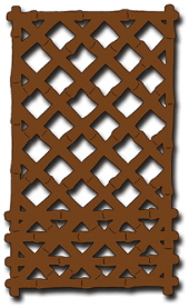 Elizabeth Craft Designs - Bamboo Trellis