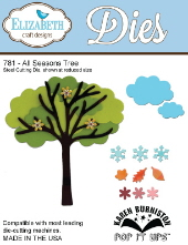 Elizabeth Craft Designs - All Seasons Tree
