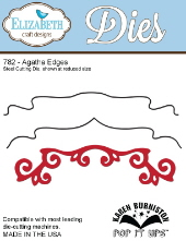 Elizabeth Craft Designs - Agatha Edges