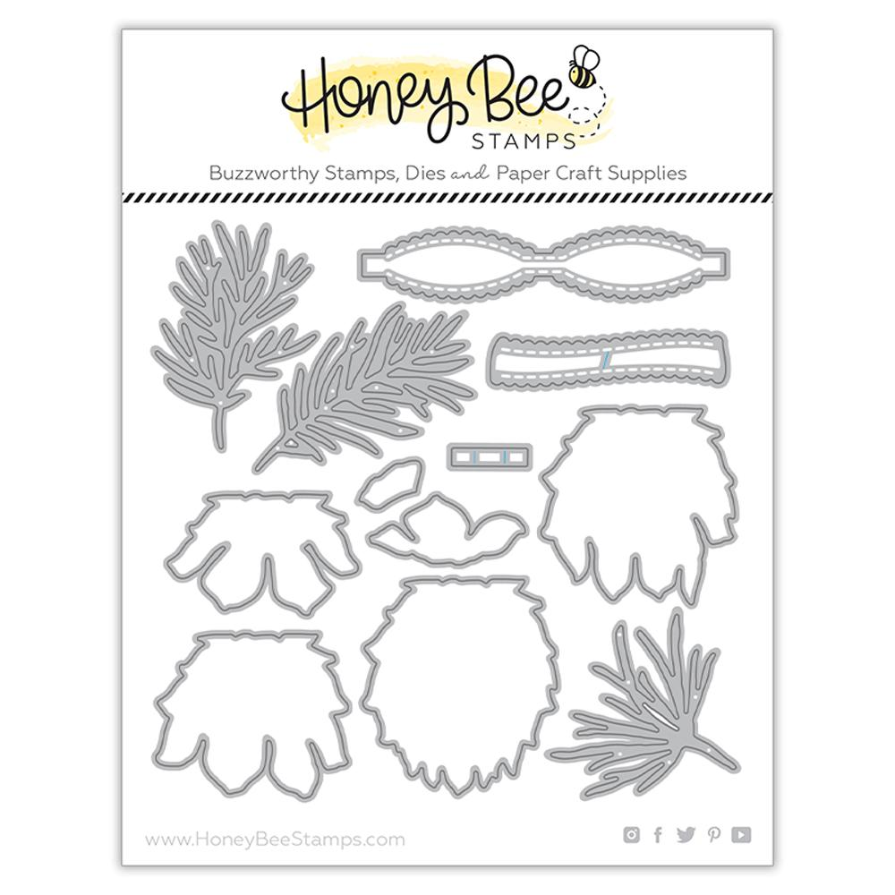 *NEW* - Honey Bee - Lovely Layers: Pinecone | Honey Cuts