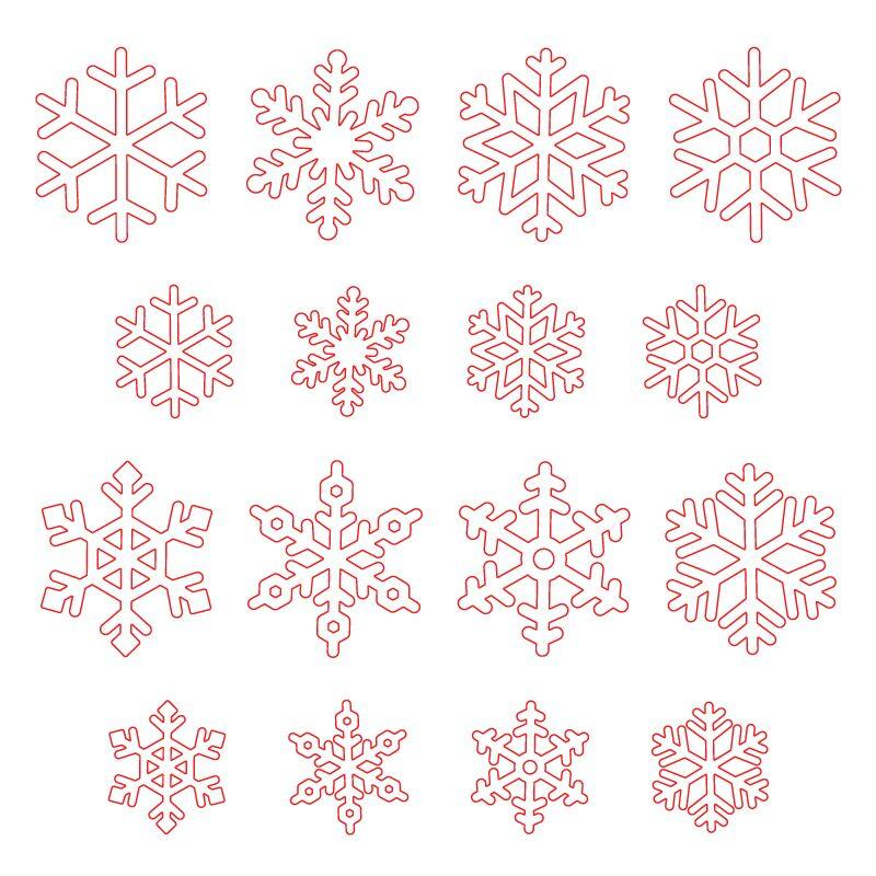 Honey Bee - Layering Snowflakes | Honey Cuts