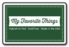 My Favorite Things - Hybrid Ink Pad - Elf Green