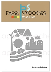 ##Paper Smooches - DIES - Backdrop Builders