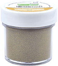 * NEW * - Lawn Fawn - gold embossing powder