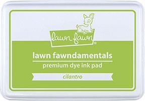 *NEW* - Lawn Fawn - cilantro ink pad
