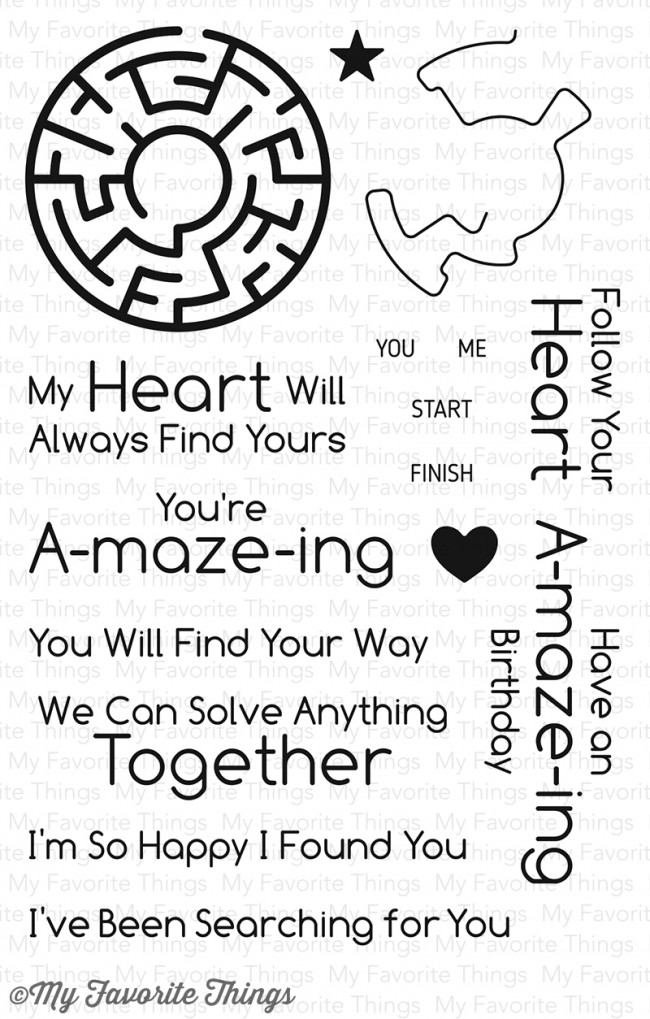 My Favorite Things - You're A-maze-ing